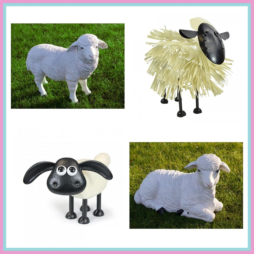 Our Range of Sheep Sculptures