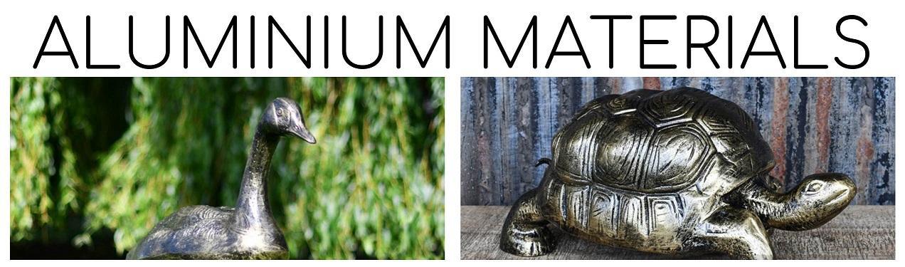 Aluminium Garden Sculptures & Ornaments