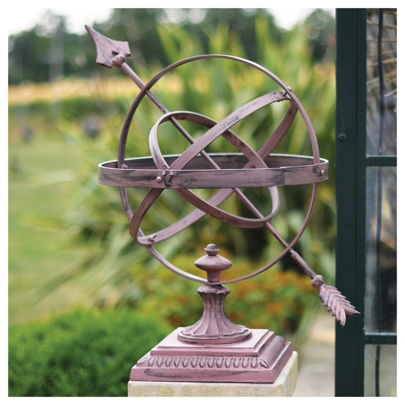 What Is An Armillary Sundials Black Country Metalworks