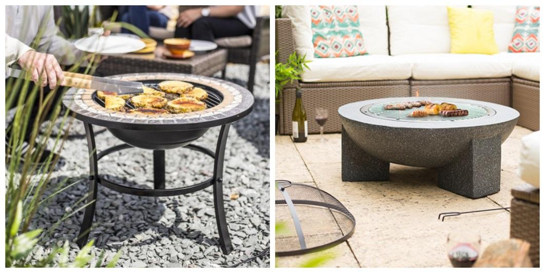 Cooking Food ON Fire Pits, Wood Burners & BBQs
