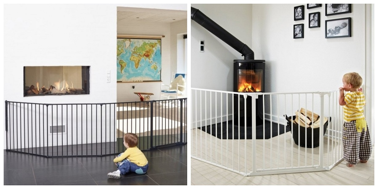 Fire Guard Child Safety