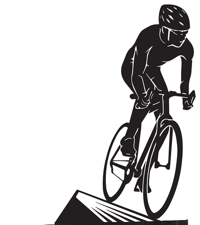Cycle Weathervane