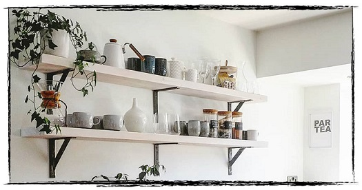 Shelf & Wall Brackets Styling