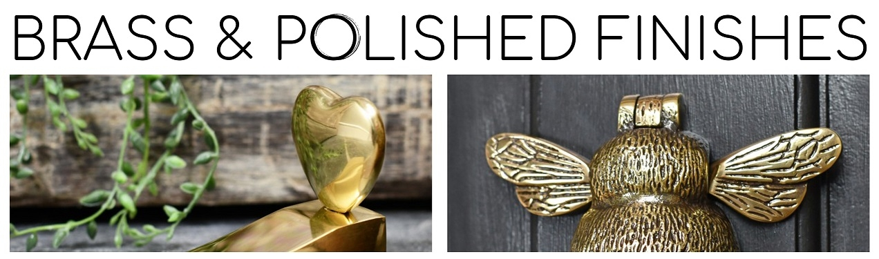 Brass Products & Brass Finishes