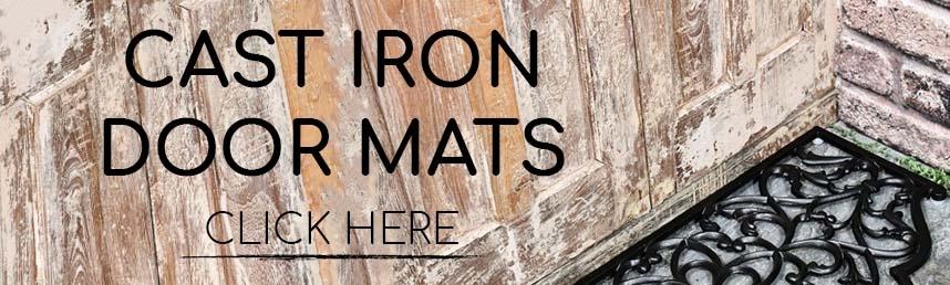 Cast Iron Door Mats Collection
