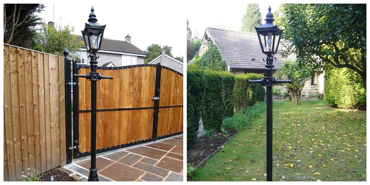 Lamp Posts and Lanterns Customer Pictures