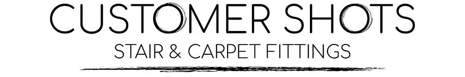 Stair & Carpet Fittings Customer Feedback