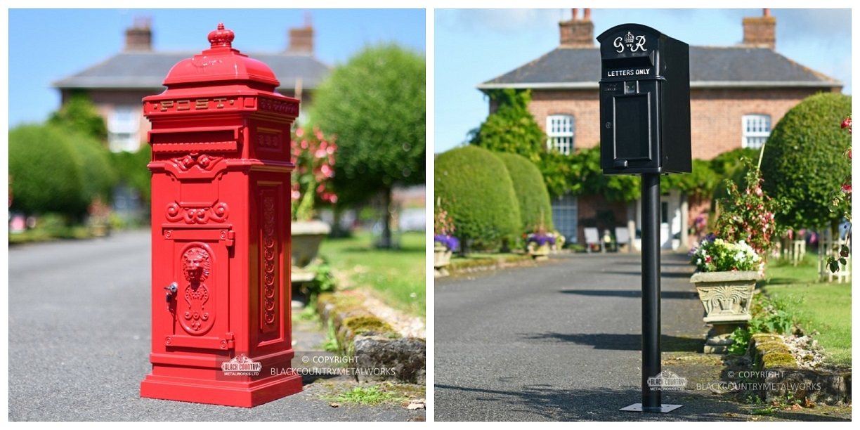 Free-Standing Post Boxes