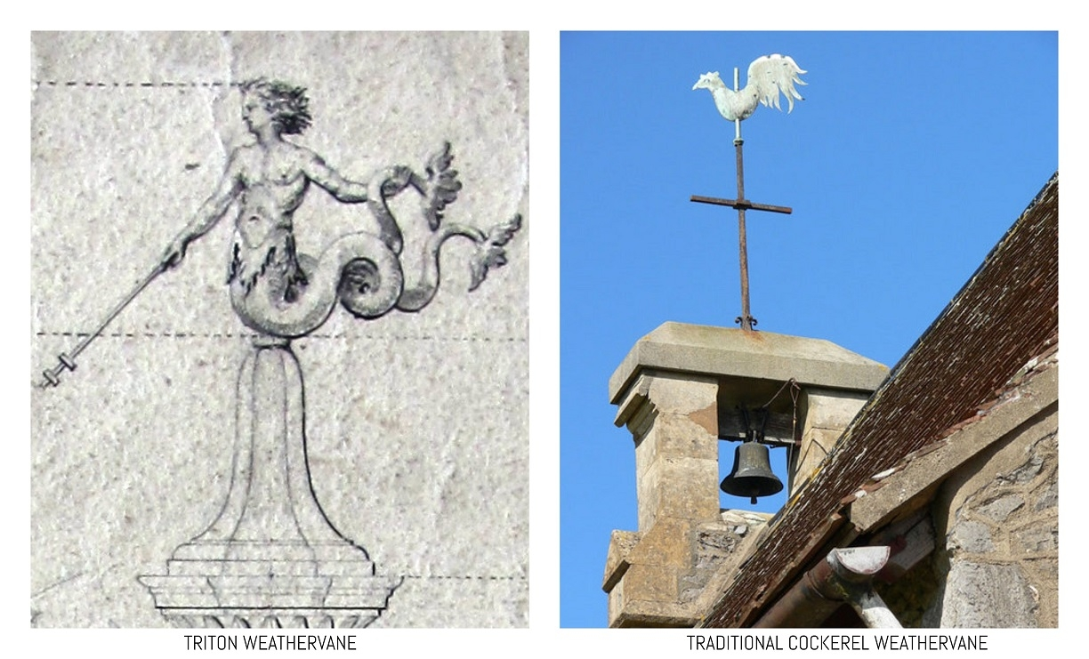 Historical Weathervanes