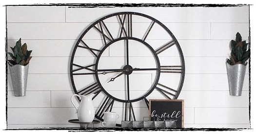 Home & Interiors Clocks