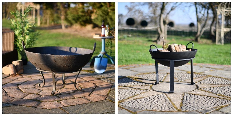 Kadai Bowl + Burner Placement