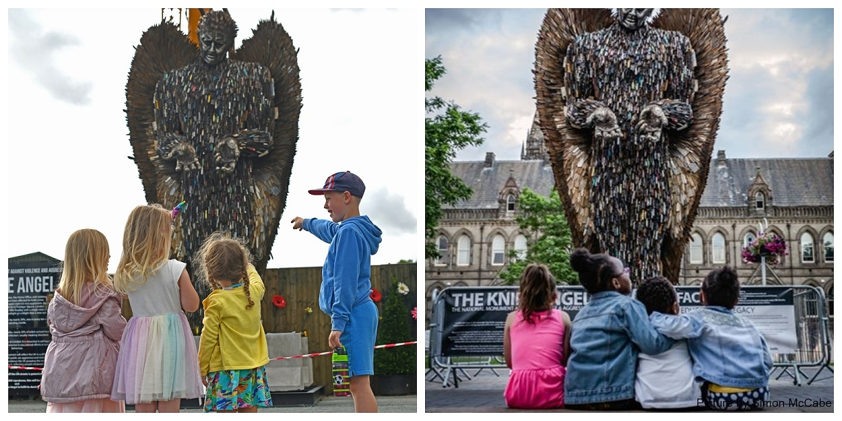 Knife Angel Education