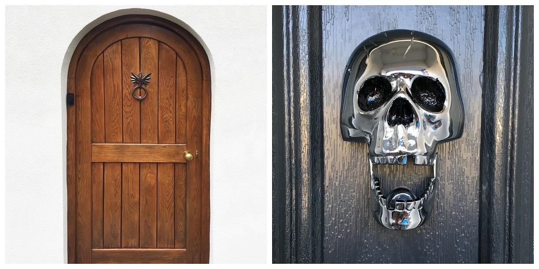 Door Knocker Customer Pictures