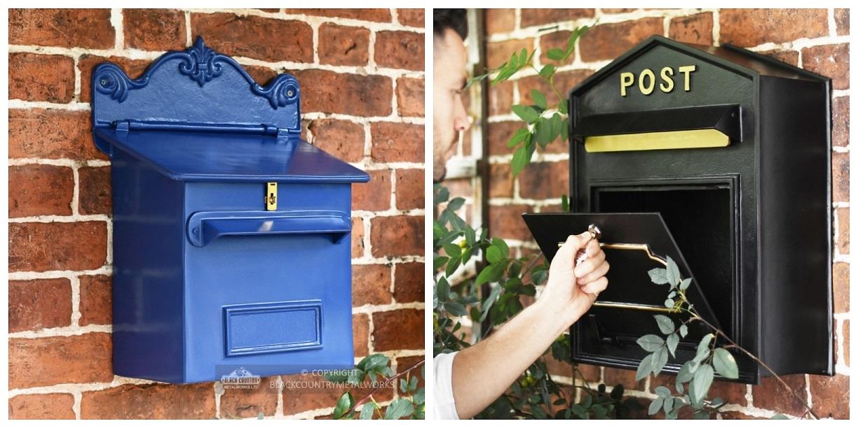 Parcel Vs. Post Boxes