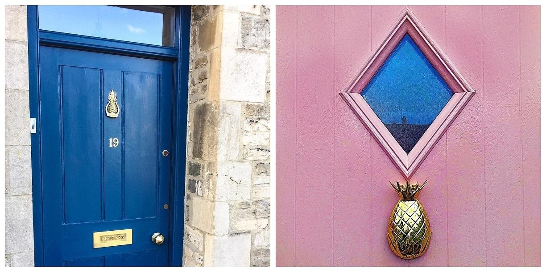 Pineapple Door Knockers Customer Pictures