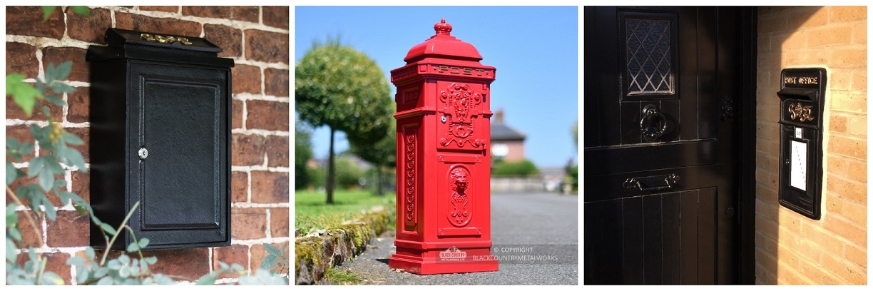 Wall-Mounted, Free-Standing & Built-In Post Boxes