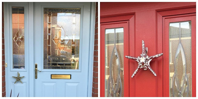 Starfish Door Knockers Customer Pictures