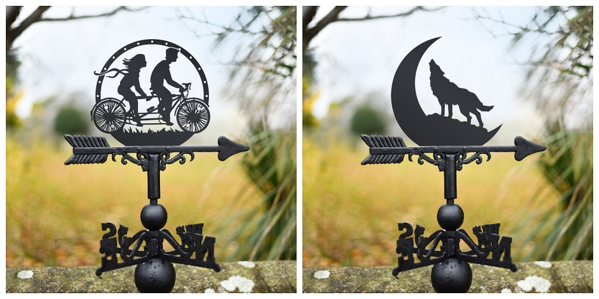 Weathervane Design Examples