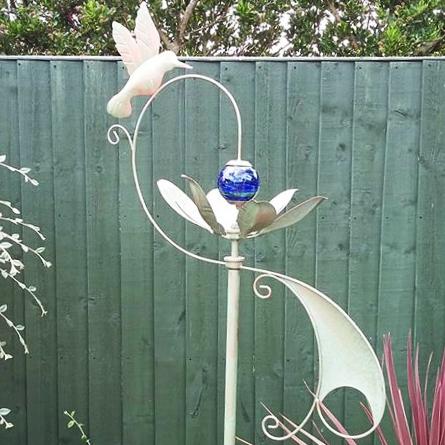 Mockingbird Hidcote Verdigirs Wind Spinner