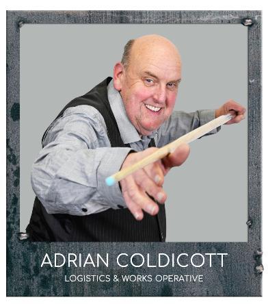 Adrian Coldicott