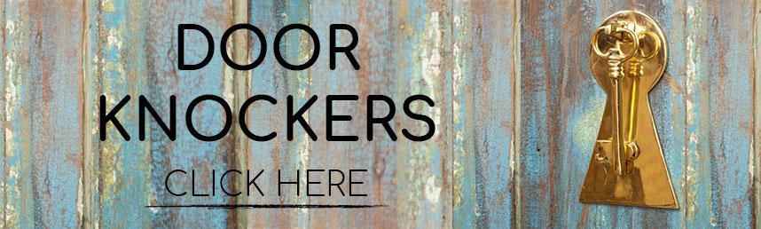 Door Knocker Call to Action