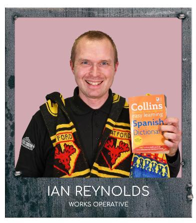 Ian Reynolds
