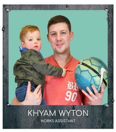 Khyam Wyton