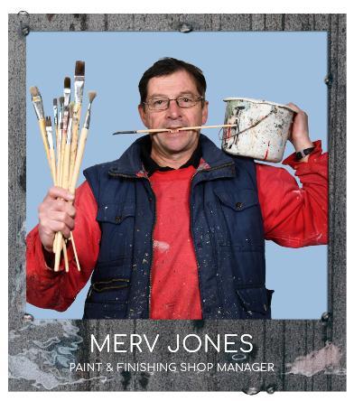 Merv Jones
