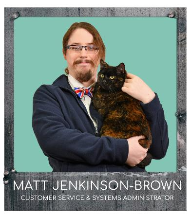 Matthew Jenkinson-Brown