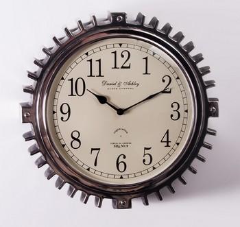 Cartwright Court Daniel Amp Ashley Motor Wall Clock