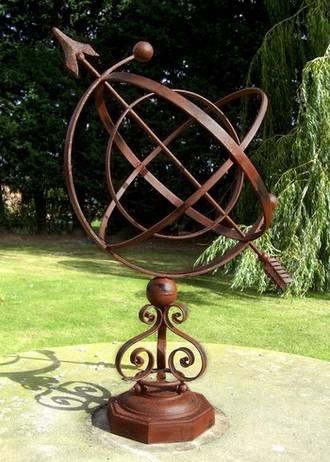 Armillary Sundials Black Country Metal Works