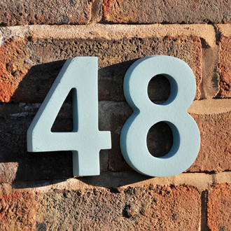 4 Inches Plus Letters And Numbers Black Country Metalworks Ltd