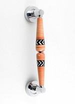 �African Dream� Ceramic Pull Handle
