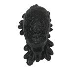 cast iron hedgehog door knocker