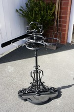 Regent umbrella and walking stick stand