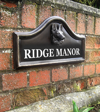 House Name Signs Black Country Metal Works
