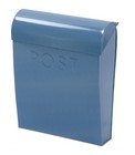 �Cosmos grey� Contemporary post box & mail box