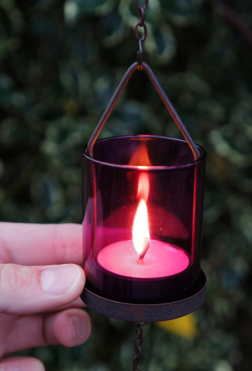 Quot Juanita Quot Beautiful Glass Votives For Use With Tea Light