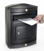 The Narrow Sheffield Post and Parcel Box
