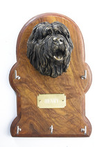 Old English Sheep Dog Key Holder