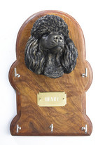 Poodle Dog Key Holder