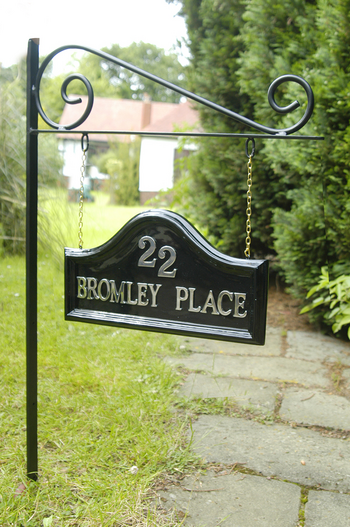 Bromley Hanging Bracket For Hanging House Signs Ornate