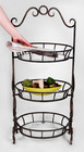 �Aunt Wilamina�  Wrought Iron vegetable or fruit stand
