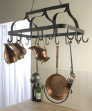 Kitchen Shelves & Utensil Racks