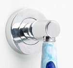 �Blue Chatham� Ceramic Pull Handle