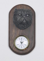 Persian Cat Clock