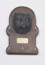 Persian Cat Key Holder