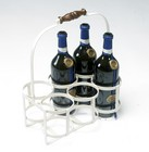 �Avignon� Wine Carrier or Wine Holder