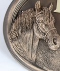 House Sign - Bronze Finish - Horse