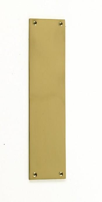 Ashdown lane victorian finger plate and door plate for Door finger plates